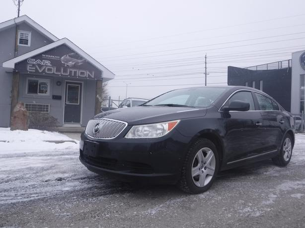 2011 Buick LaCrosse CX, CLEAN PREMIUM CAR ! CERTIFIED+WRTY $8990