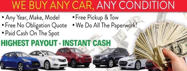 WANTED: BUYING ALL SCRAP CARS ALWAYS CASH!!!