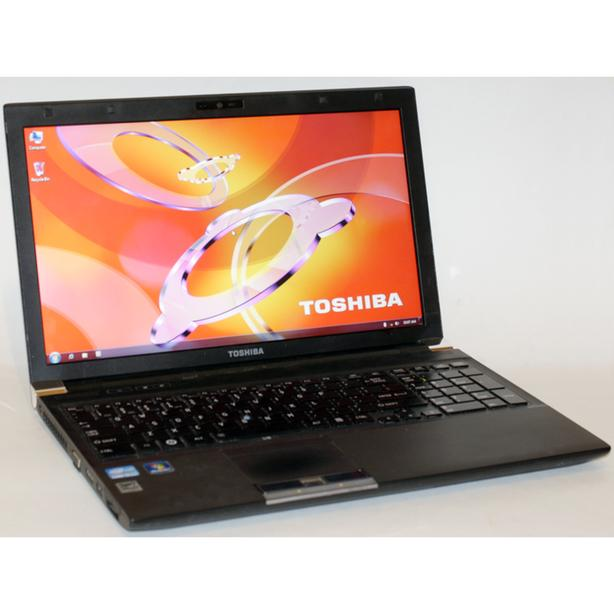 Toshiba R830 Laptop i5 WiFi 4GB RAM 320GB HDMI DVDRW Webcam 13.3""
