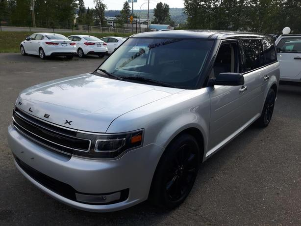 2018 Ford Flex Limited 4WD