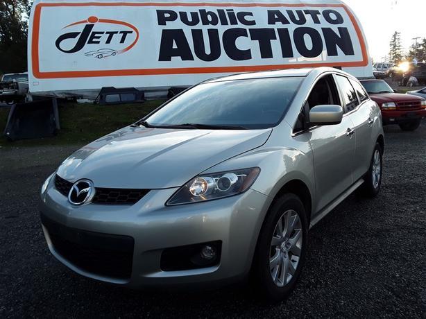 "2007 Mazda CX-7  """" Auction """""