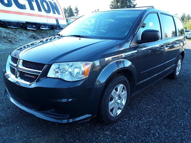 2012 Dodge Grand Caravan loaded unit selling online and on site Saturday!
