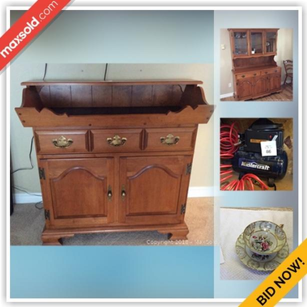 Newcastle Downsizing Online Auction - Eastbank Road