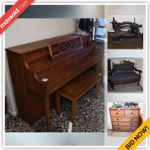 North York Estate Sale Online Auction - Farm Greenway