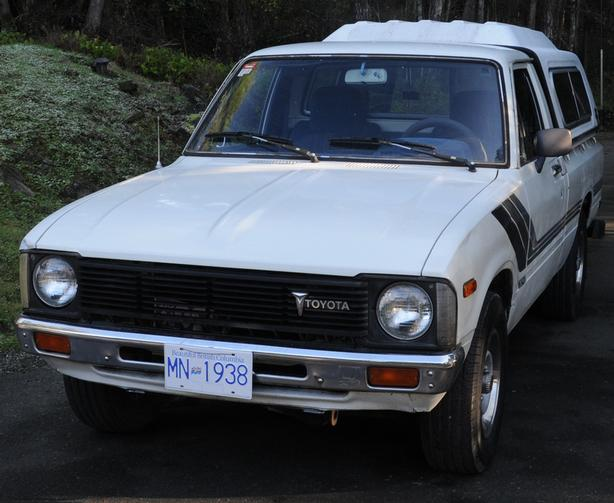 1981 TOYOTA SR5 PICK UP TRADE FOR US CLASSIC