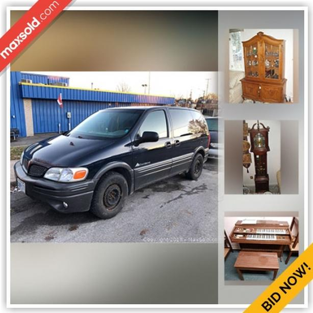 Kingston Downsizing Online Auction -  Robson Place