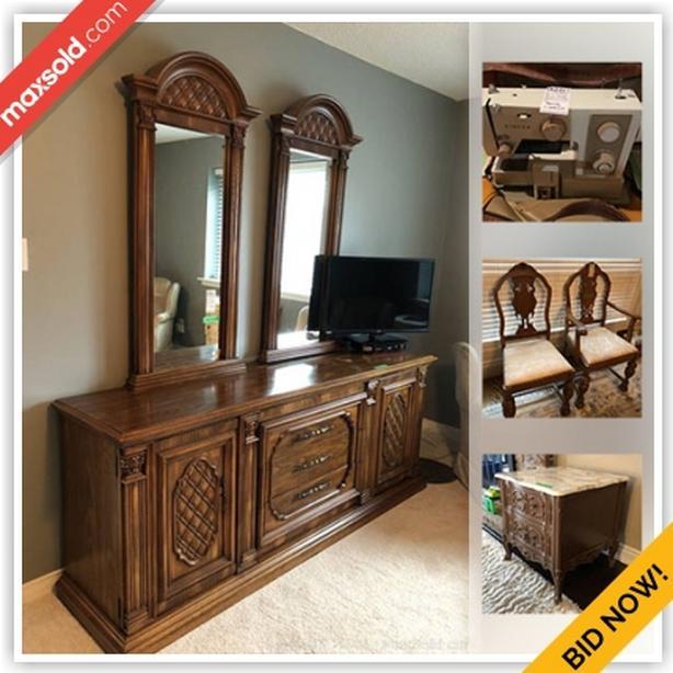 Unionville Downsizing Online Auction - Briarwood Road
