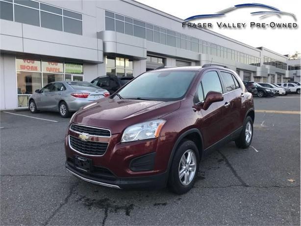 2013 Chevrolet Trax BASE  - $129.88 B/W
