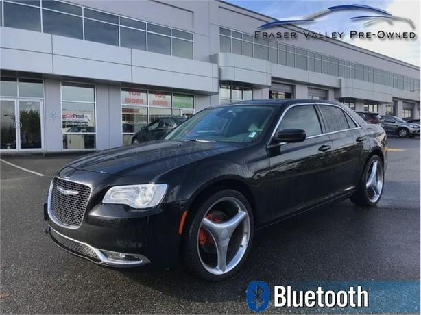 2017 Chrysler 300 Touring  - Bluetooth -  SiriusXM - $192.16 B/W