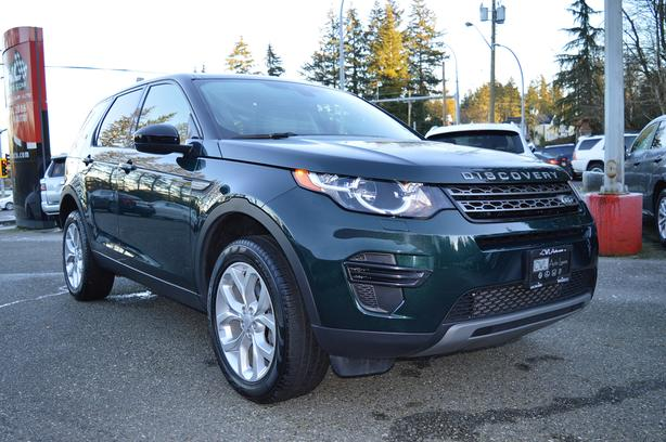 2016 Land Rover Discovery Sport AWD SE / ONE OWNER / LOCAL / 14K