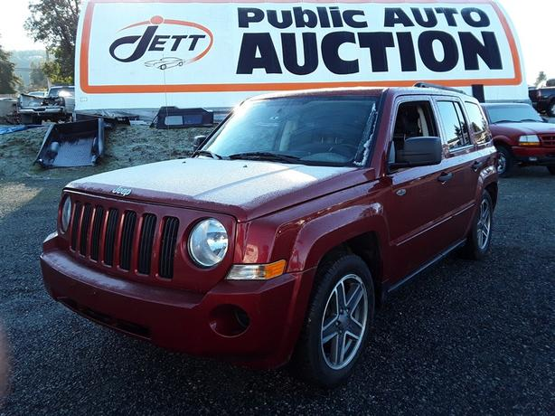 2008 Jeep Patriot Sport clean unit loaded with features!