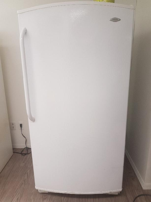 Maytag Stand up Freezer