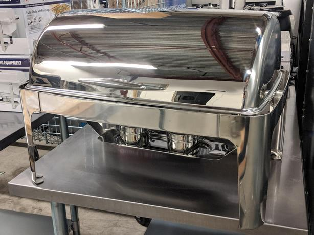 Chafing Dishes and Serving Platters – Auction Liquidation