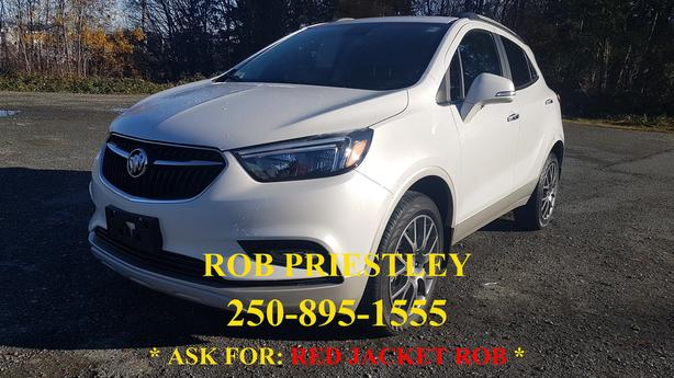2017 BUICK ENCORE SPORT AWD * RED JACKET ROB *