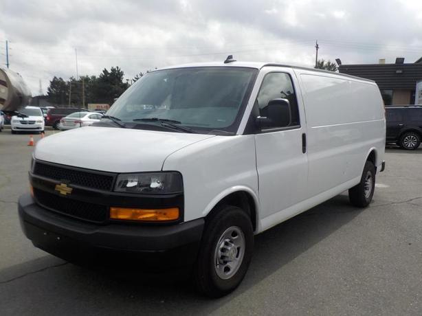 2018 Chevrolet Express 2500 Cargo Van Extended