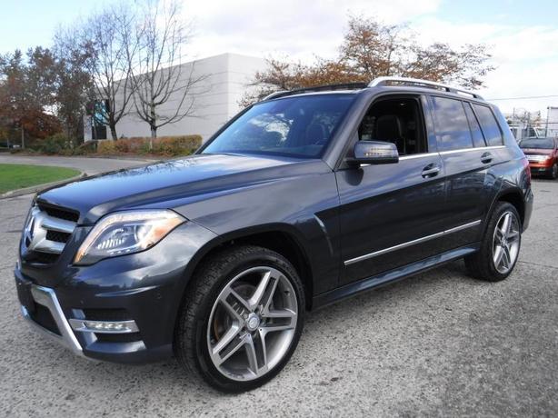 2014 Mercedes-Benz GLK-Class GLK250 BlueTEC Diesel