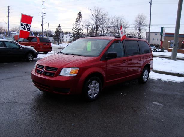 2008 Dodge Grand Caravan ***Stow N GO***