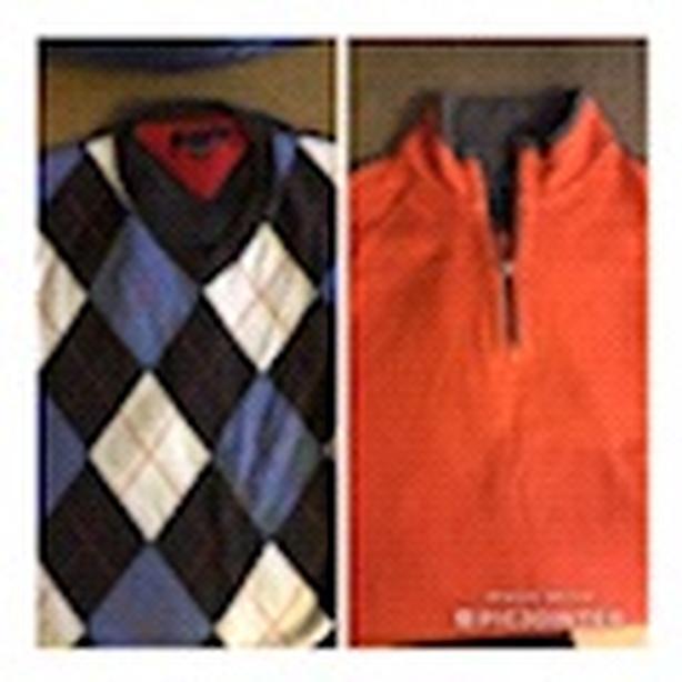 Men's sweaters size L