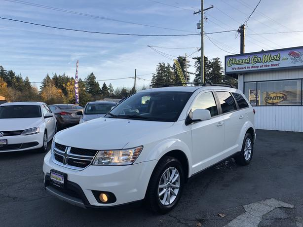 2015 Dodge Journey 7 Passenger! 2 Pay Stubs, You're Approved!