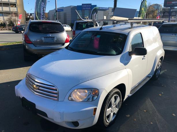 2008 Chevrolet HHR Cargo Panel Van Commercial