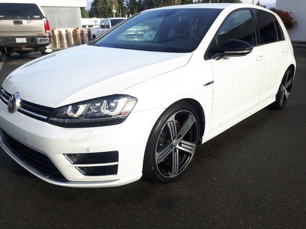 2016 VOLKSWAGEN GOLF -R AWD HATCH BACK FOR SALE IN PARKSVILLE