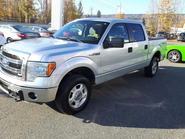 2014 Ford F150 XLT 4WD