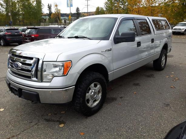 2010 Ford F-150 XLT 4WD