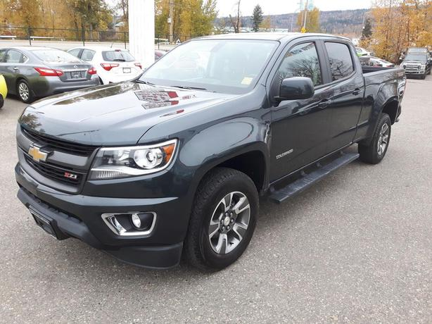 2017 Chevrolet Colorado Z71 4WD