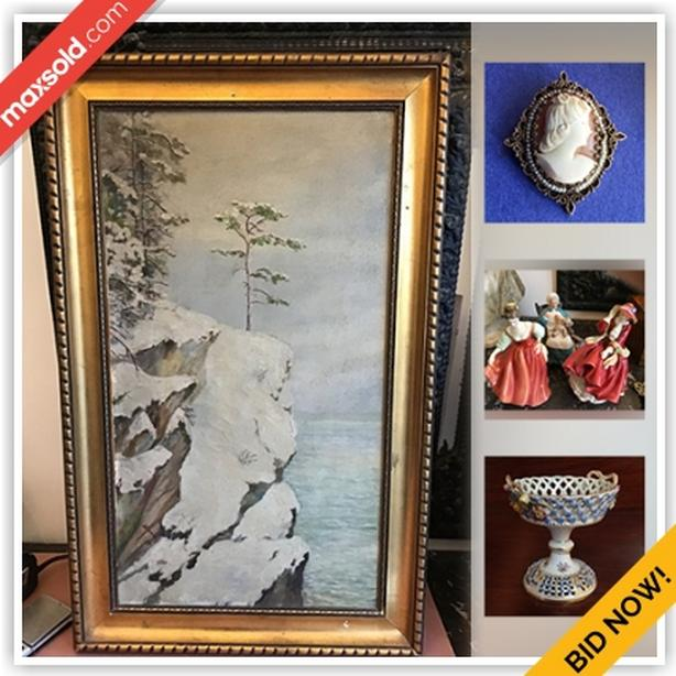 Oakville Estate Online Auction - Shelburne Place