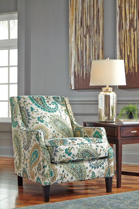 New Lochian Jade Accent Chair North Nanaimo Parksville