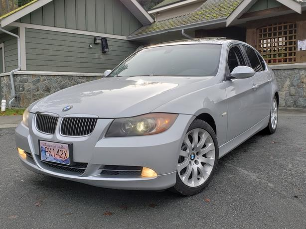 2006 BMW 330i 6-Speed Manual