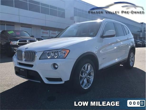 2014 BMW X3 XDRIVE28I  - $181.69 B/W - Low Mileage