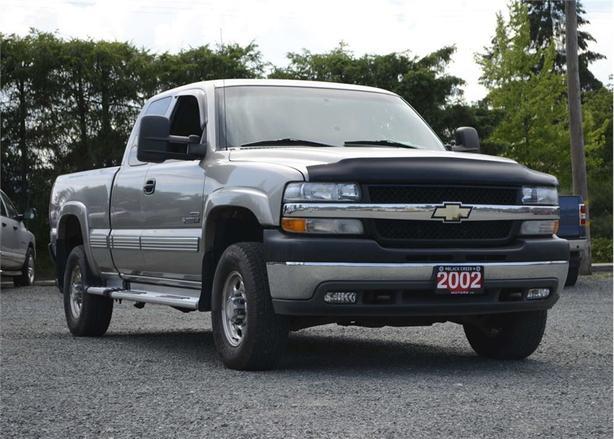 2002 Chevrolet Silverado 2500HD LT