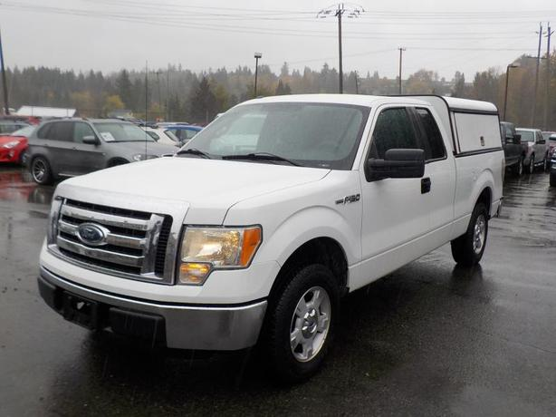 2012 Ford F-150 SuperCab 6.5-ft. Bed 2WD Canopy