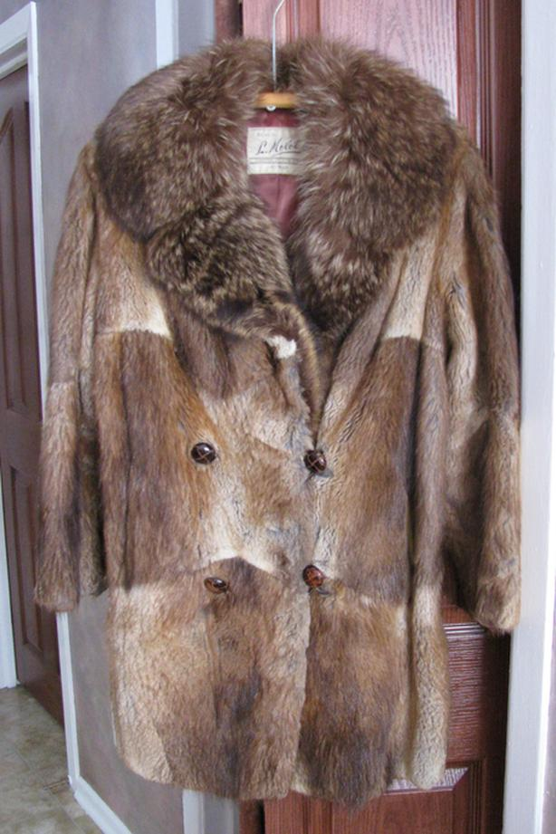 Man's Fur Jacket