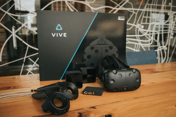 htc vive full system