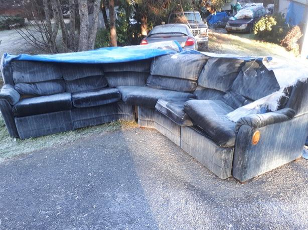 FREE: Corner Couch