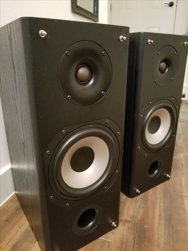 Soundstage Speakers 100w