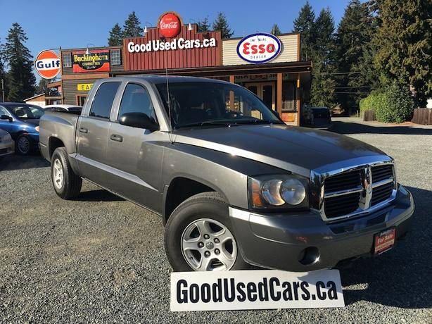 2007 Dodge Dakota Quad Cab 4X4 - On Sale Now!