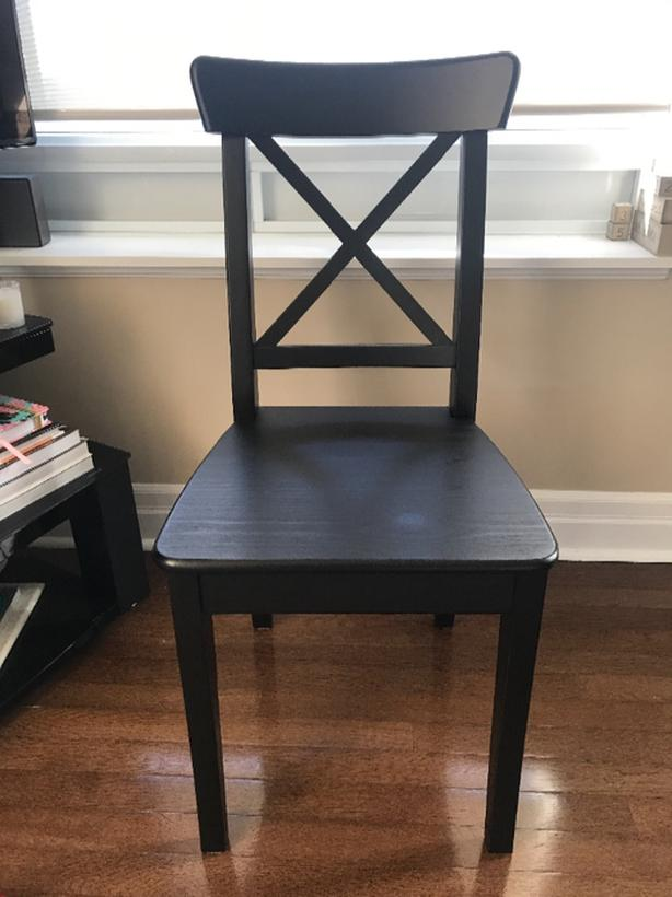 4 Ikea Dining Room Chairs