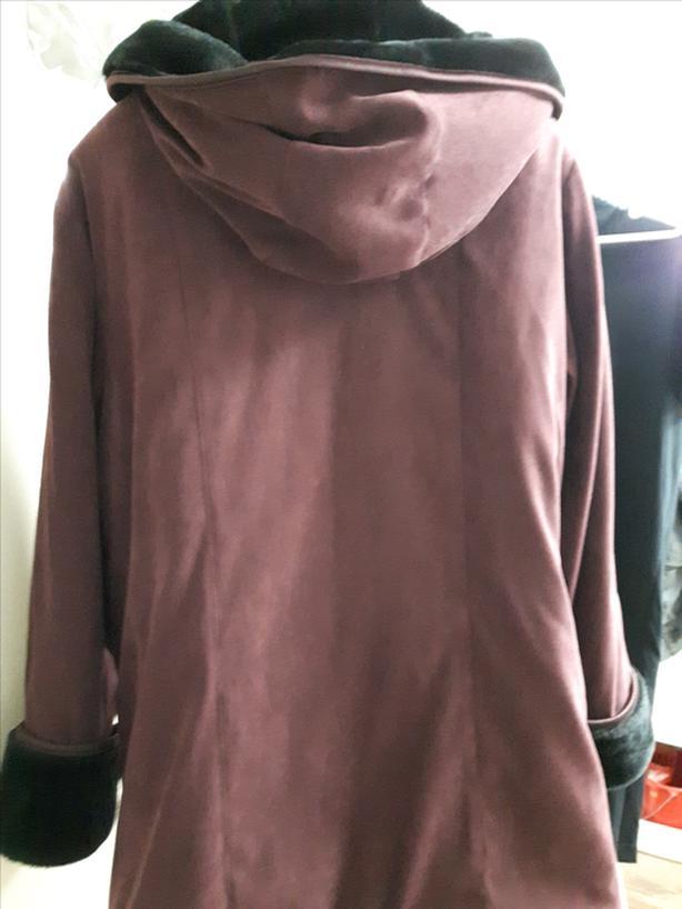 Womans winter coat XL