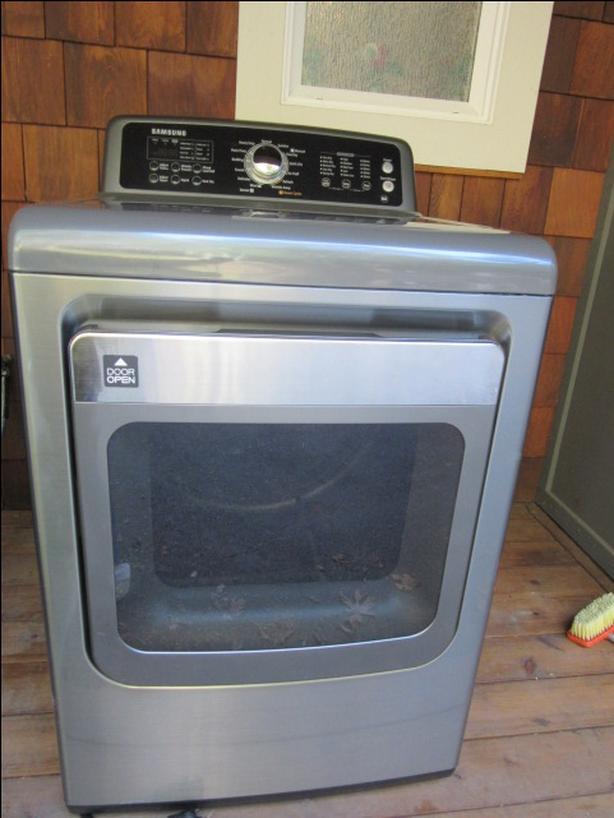 Samsung Dryer Central Saanich, Victoria