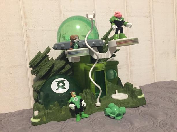 FisherPrice Imaginext Green Lantern