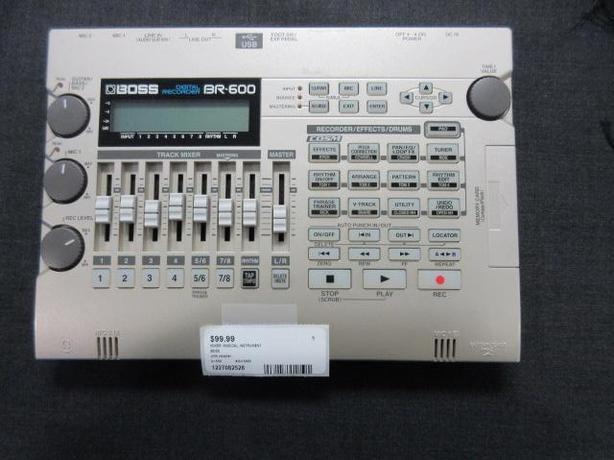 Boss Digital Recorder  **Money Maxx**