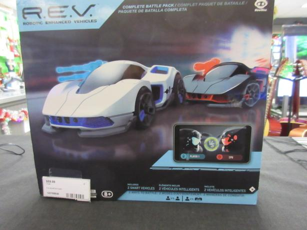 WowWee Rev, 2 Cars Included  **MONEYMAXX**