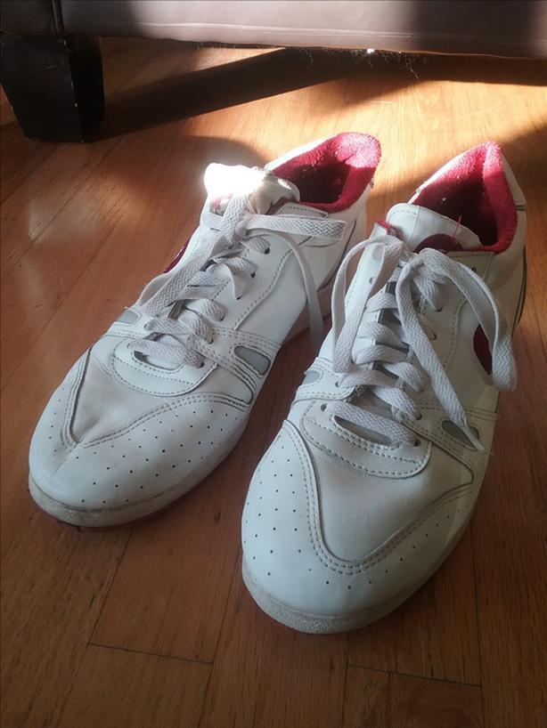 Men's curling shoe