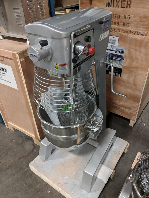 Omcan 30qt Mixer, Stainless Steel Work Tables – BEST OFFER