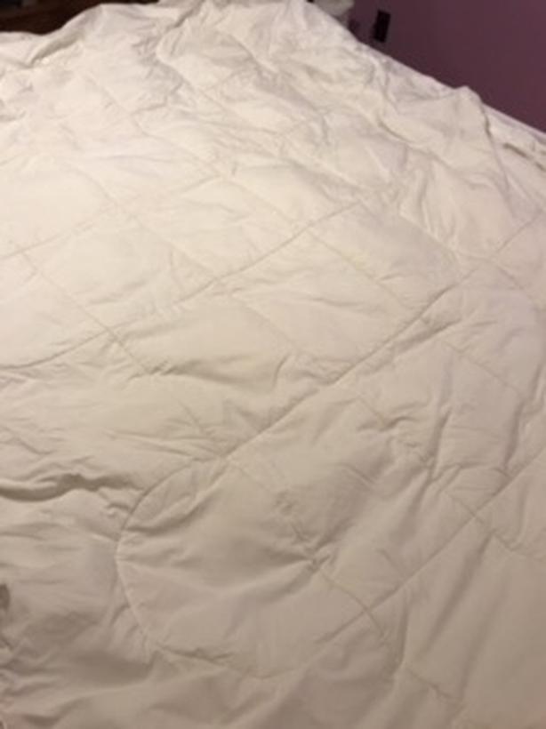 Queen size mattress topper