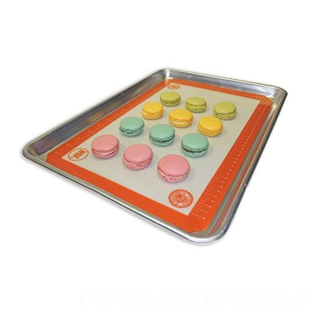 PERFECT PASTRY Silicone Baking Mat (Set of 3)