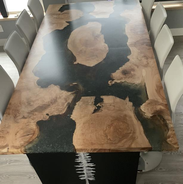 Stunning Live Edge Furniture! Our Annual Sale Is On Now!